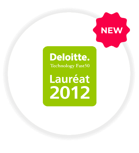 Deloitte technology fast 50 Winner 2012 logo ineat